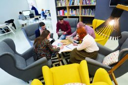 Le coworking : un mode travail en vogue